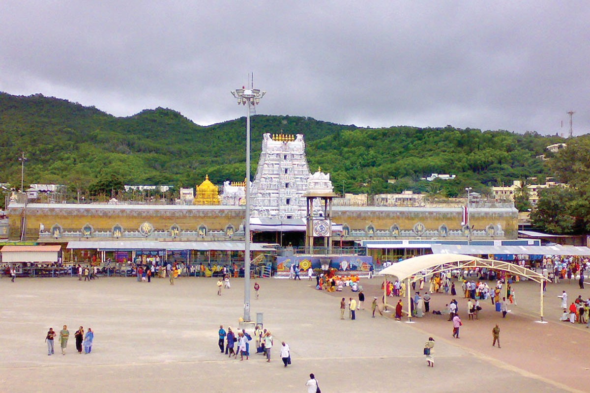 Bangalore To Tirupati Car Rental